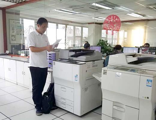 深圳某集装箱码头客户案例