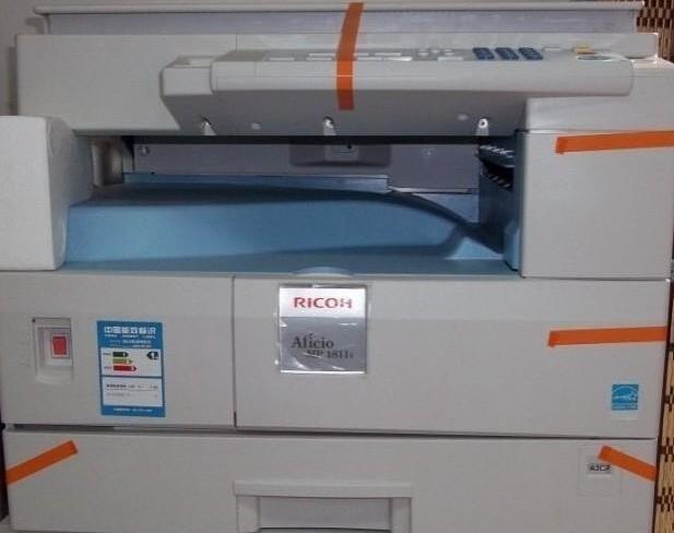 如何使用复印机复印文件
