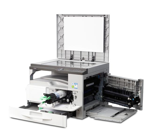 复印机常见五大小故障的解决方法